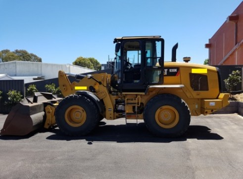 Caterpillar 930K Wheel Loader (IT)