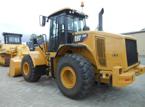 Caterpillar 950H Wheel Loader 2