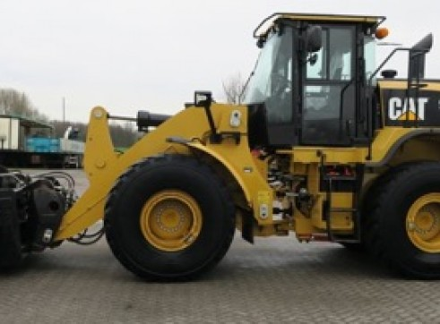 Caterpillar 950K Wheel Loader 1