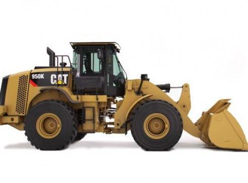 Caterpillar 950M Wheel Loader 1