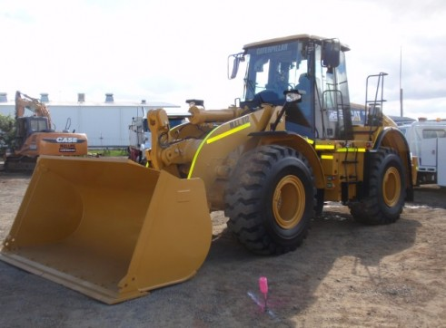 Caterpillar 962-H Wheel Loader 2