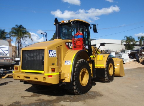 Caterpillar 962-H Wheel Loader 3