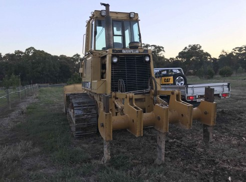 Caterpillar 963 Drott / Crawler Loader 4