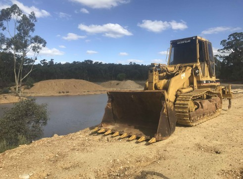 Caterpillar 963 Drott / Crawler Loader 2
