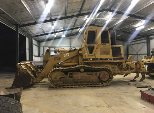 Caterpillar 963 Drott / Crawler Loader 5