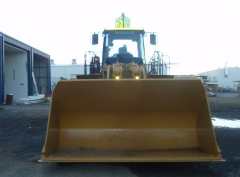 Caterpillar 980-H Wheel Loader 2