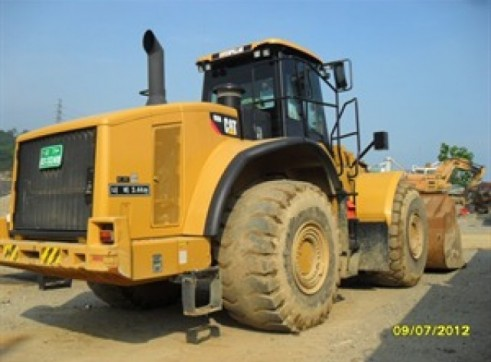 CATERPILLAR 980H Wheel Loader 1