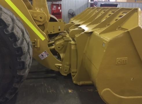 Caterpillar 980M Wheel Loader 4
