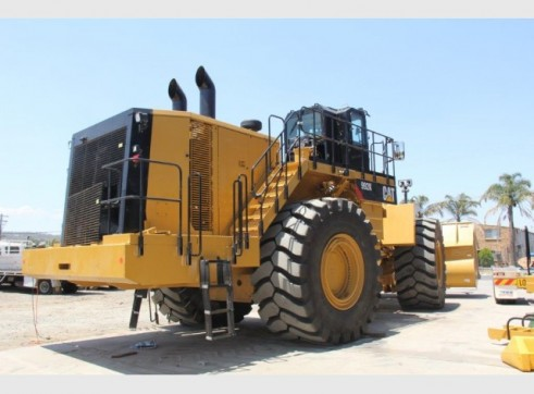 Caterpillar 992-K Wheel Loader 2
