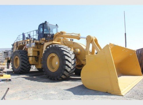 Caterpillar 992-K Wheel Loader 3