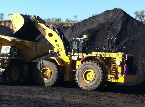 Caterpillar 994-H Wheel Loader  1