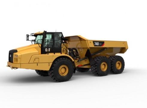 NEW Caterpillar CAT40 Articulated Dump Truck 1