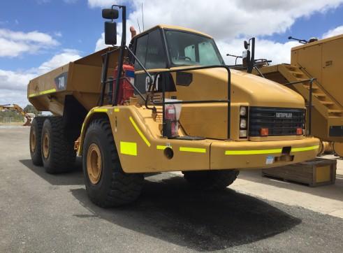 Caterpillar CAT40 Articulated Dump Truck 1