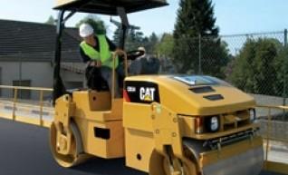 Caterpillar CB34 Roller 1