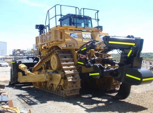 Caterpillar D10-T Dozer 2