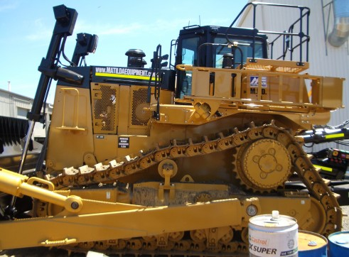 Caterpillar D10-T Dozer 3