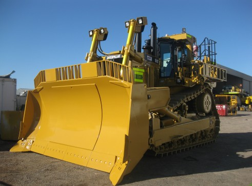 Caterpillar D10T Dozer 2