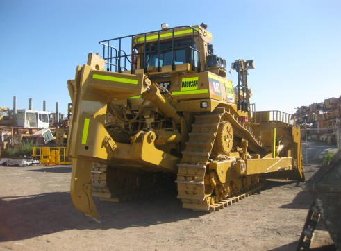 Caterpillar D10T Dozer 3