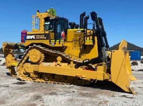 Caterpillar D10T2 Dozer 1
