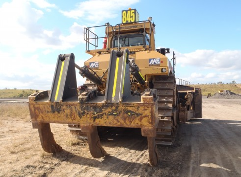 Caterpillar D11 Dozer Tracked 3