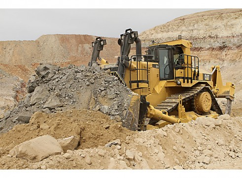 Caterpillar	 D11T Dozer 1