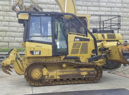 Caterpillar D4K Dozer 1