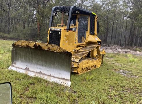 Caterpillar D5N Bulldozer 3