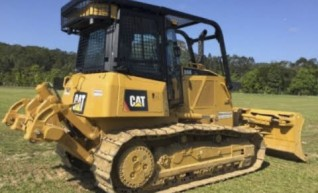 Caterpillar D6K Dozer w/6 way PAT blade & GPS 1