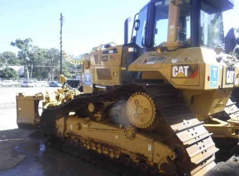 Caterpillar D6N LGP Dozer w/GPS & 6 way PAT Blade 1