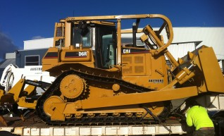 Caterpillar D6R Dozer 1