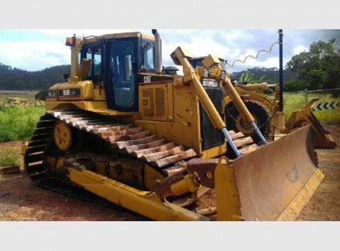 Caterpillar D6R LGP Bulldozer w/ Topcon GPS 3