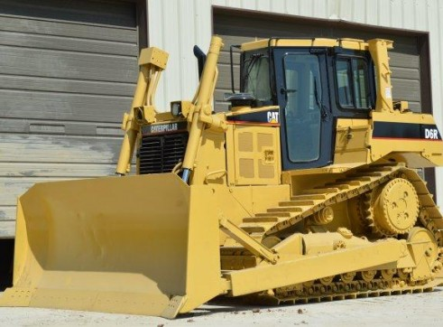 Caterpillar D6R Series 2 Dozer 1