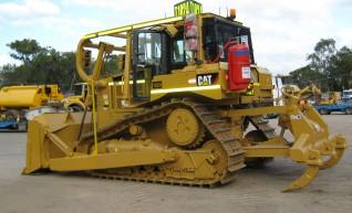 Caterpillar D6R/T Dozer - LGP & Conventional - 6 Available 1