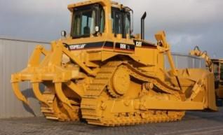 Caterpillar D6R XL Dozer  1