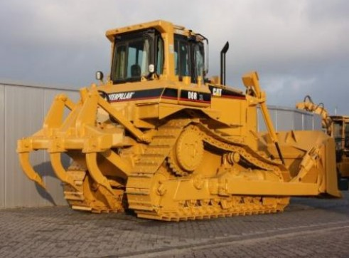 Caterpillar D6R XL Dozer  1