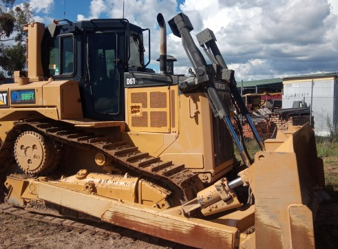 Caterpillar D6T XL Dozer 3