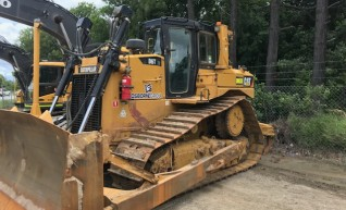 Caterpillar D6T Dozer w/automatic Trimble GPS 1