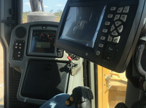 Caterpillar D6T Dozer w/automatic Trimble GPS 5