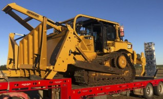 Caterpillar D6T XL Dozer 1