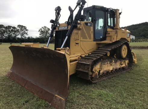 Caterpillar D6T XL Dozer 2