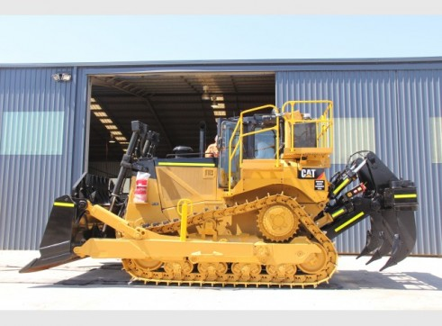 Caterpillar D8-Tracked Dozer 2