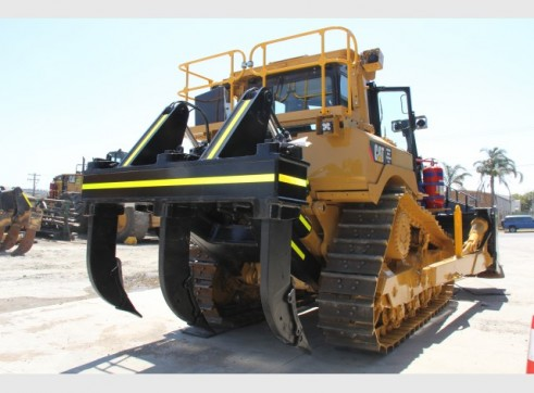 Caterpillar D8-Tracked Dozer 3