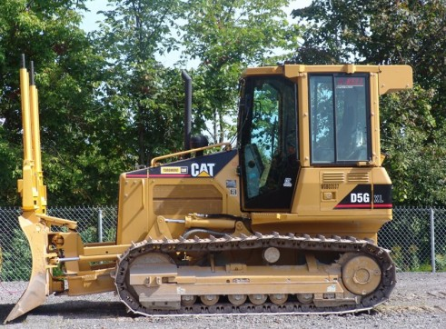 Caterpillar Dozer D5 2