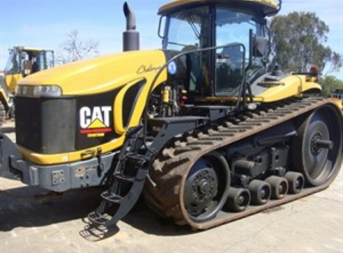 CATERPILLAR MT865B Challenger 1