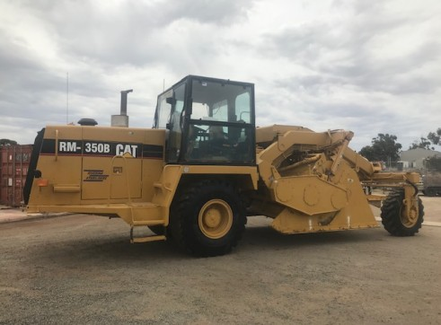 Caterpillar RM 350B Road Reclaimer / Mixer 2