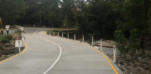 CEDAR CREEK Causeway Upgrades  2