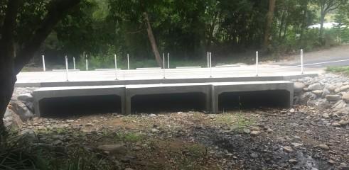 CEDAR CREEK Causeway Upgrades  3