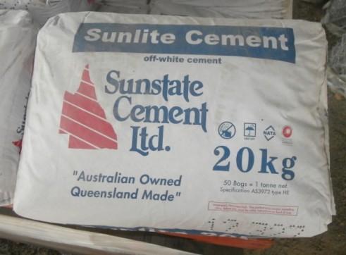 Cement sunlite 1