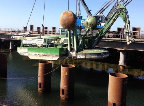 Civil Services - Bridges, Port Construction, Beach Renourishme