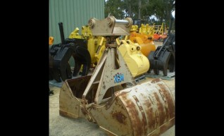 Clamshell Bucket AGM 30 HYD 1